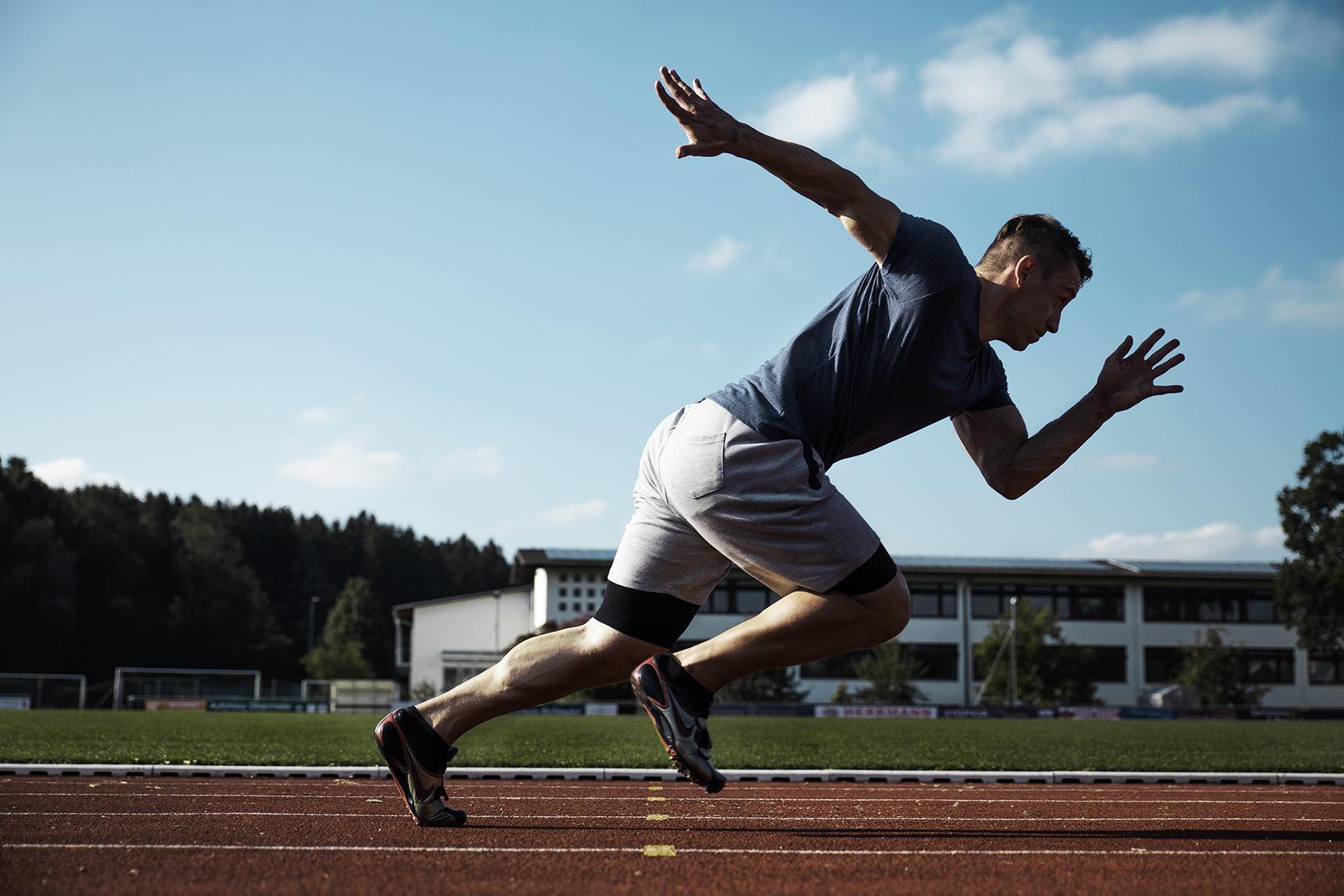 FastProtect Malleo unterstützt Läufer