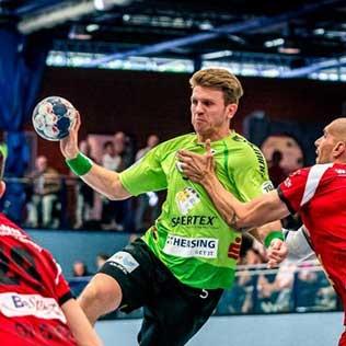 Sören Kress Handballspieler sprunggelenkbandage sportomedix erfahrung