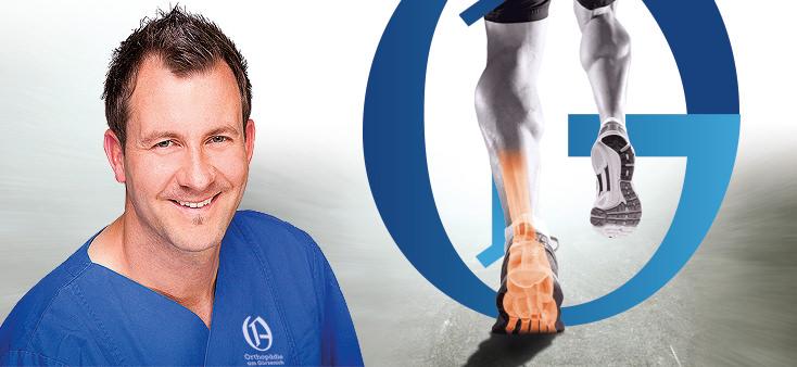 Feedback von Dr. med. Guido Laps zur Sprunggelenksbandage FastProtect Malleo