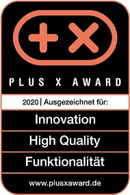 Plus X Award sportomedix